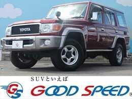 トヨタ ランドクルーザー70 4.0 4WD 4WD デフロック ETC