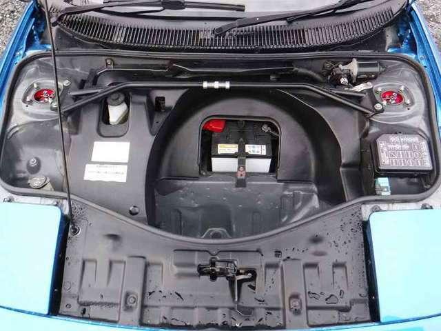 駆動系はエクセディ強化クラッチ。ドライブシャフト左右オーバーホール。ブレーキローター。&パッド新品。ブリッツ車高調。