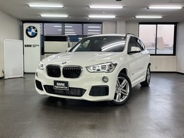 BMW X1 xドライブ 18d Mスポーツ 4WD ワンオーナー禁煙車 地デジコンフォートP