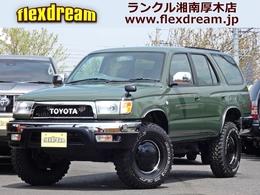 トヨタ ハイラックスサーフ 2.7 SSR-X Vセレクション 4WD ナローボディースタイル アルミ