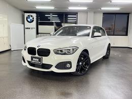 BMW 1シリーズ 118d Mスポーツ エディション シャドー アクティブクルーズ 電動シート PDC