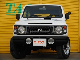 スズキ ジムニー 660 フィッシングマスター 4WD ディーラー記録簿11枚有り