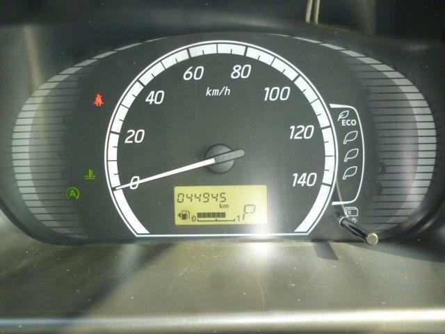 とても見やすいメーター類ですので、スピード確認もしやすいです。