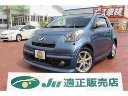 トヨタ iQ 1.3 130G MT レザーパッケージ モデリスタフルエアロ