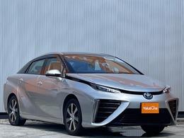トヨタ MIRAI ベースモデル 水素自動車 レーンアシスト