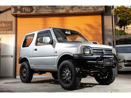スズキ ジムニー 660 XG 4WD ショートバンパー加工