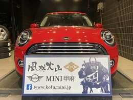 MINI ONE VIVTORIA 5DOOR/LEDヘッドライト/ナビ/アロイホイール/