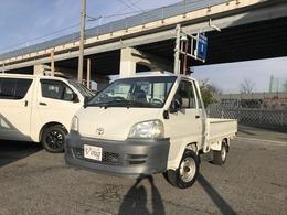 トヨタ ライトエーストラック 1.8 DX スーパーシングルジャストロー スチールデッキ 三方開 平ボデイ3人乗りABSエアB AC PS