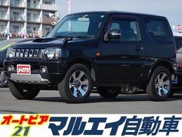 スズキ ジムニー 660 クロスアドベンチャー XC 4WD 社外CD・キーレス・フォグ・純正AW