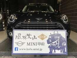 MINI COOPER 3DOOR/レザーシート/シートヒーター/バックカメラ