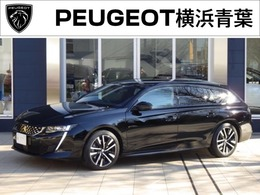 プジョー 508SW GT ブルーHDi ディーゼルターボ 認定中古車 純正ナビ ETC ドラレコ