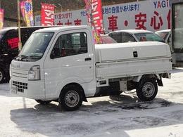マツダ スクラムトラック 660 KC エアコン・パワステ 4WD 保冷ボックストラボ ETC ラジオ