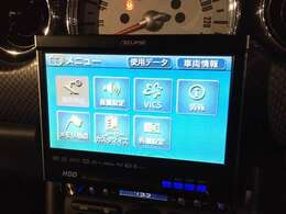 社外ナビ CD/DVD/AM/FM/MSV