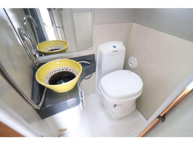・カセットトイレ ・温水ボイラー ・FFヒーター