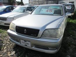 トヨタ クラウンアスリート 2.5 Four 4WD