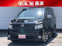 トヨタ ヴォクシー 2.0 ZS 煌II 純正HDDナビ・後席モニター・両パワスラ