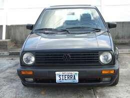1991年式VWゴルフ アーバンエリートとなっております。