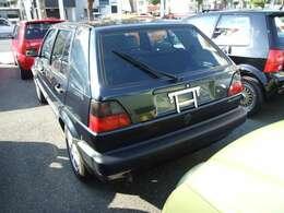 1991年式VWゴルフIIアーバンエリートとなっております。