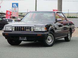 トヨタ クラウン ロイヤルサルーン スーパーチャージャー 2.0スーパーチャージャー 旧車 当時物