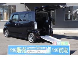 ホンダ N-BOX+ 660 G 車いす仕様車 スローパー 純正ナビ バックモニター