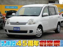 トヨタ シエンタ 1.5 X リミテッド 純正SDナビTV/DVDビデオ/左側電動スライド