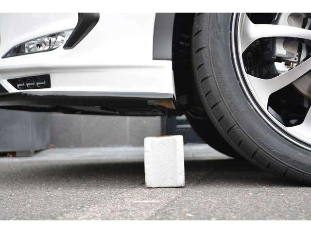 ■車高が低い車が苦手な方もご安心ください!お好みの車高に合わせてカスタムの内容をご提案させていただきます