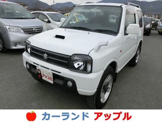 おなじみジムニー☆入庫しました!4WD☆フロアAT☆