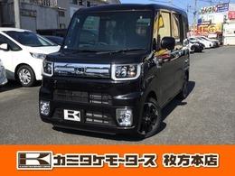 ダイハツ ウェイク 660 Gターボ レジャーエディション SAIII 軽自動車・キーフリー・両側電動スライド