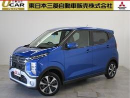 三菱 eKクロス 660 T 4WD サポカーS・シートヒーター・CDステレオ