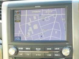 地デジ放送対応純正HDDナビゲーション
