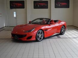 フェラーリ ポルトフィーノ F1 DCT 保証継承 7年メンテナンス 右ハンドル