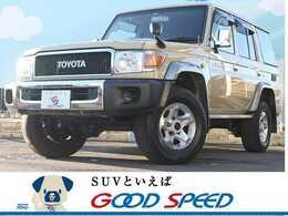 トヨタ ランドクルーザー70 4.0 4WD フルセグSDナビ バックカメラ ETC