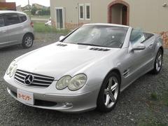 メルセデス・ベンツ SL の中古車 SL500 岩手県花巻市 98.0万円