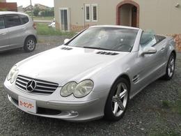 メルセデス・ベンツ SLクラス SL500 純正18インチアルミ