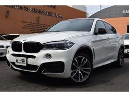 BMW X6 xドライブ 35i Mスポーツ 4WD サンルーフ20AW黒革