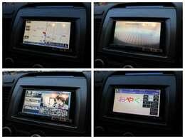 純正HDDナビが装備されております♪画面もクリアで運転中も確認しやすいです♪フルセグTVとDVDの視聴もお楽しみ頂けます♪ミュージックサーバーも搭載されておりますのでお好きな音楽を録音してください♪