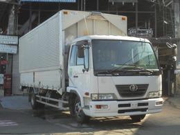 UDトラックス コンドル アルミウイング ターボ NOx・PM適合