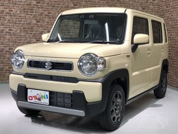 スズキ ハスラー 660 ハイブリッド G 軽自動車 新品ナビ 衝突軽減装置付
