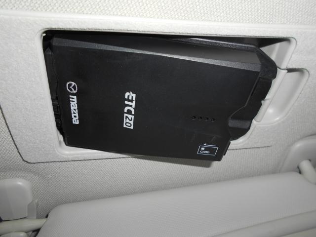 ETC2.0車載器を装備しています!ETCゲートの通過のみならず、高速道路での渋滞情報の取得、ナビゲーションとの連動で渋滞迂回ルートの設定など、ドライブのストレスを軽減してくれます!