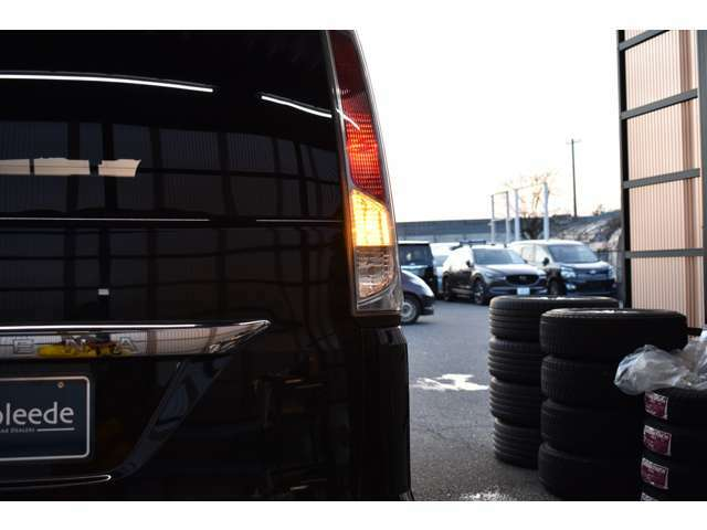 ライト類状態良好です☆新潟市西区に2つの店舗(黒埼店、内野店)がございます。ミニバン・SUVを中心に約50台以上のお車をご用意しております!ミニバン・SUVをお探しならソレーデまで☆