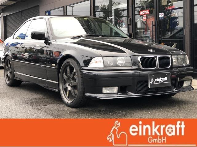https//einkraft.co.jp ノーマルルーフ・テクノマグネシオ18インチAW・ETC・レーダー・新車保証書・記録簿完備BMW328クーペが入庫しました!