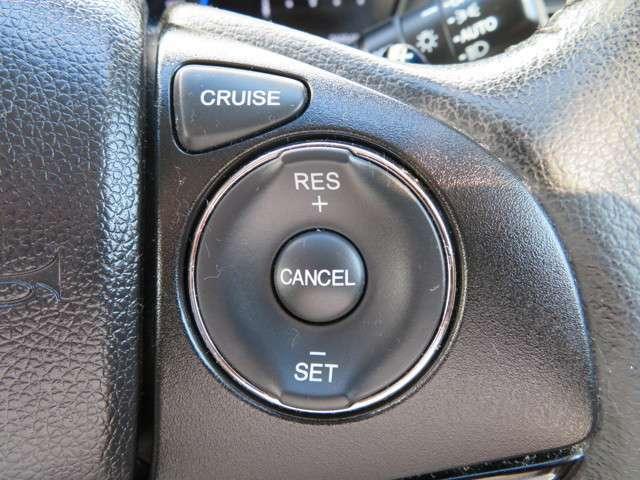 高速利用時の便利な装備。ETC・クルーズコントロール装備。ETCカードお持ちでない方には「ホンダCカード」がおススメです!