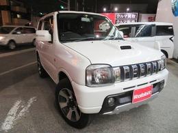 スズキ ジムニー 660 XC 4WD ナビ地デジDVD再生Bluetooth 背面タイヤ