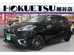 トヨタ シエンタ ハイブリッド 1.5 G クエロ モデリスタエアロ・純正SDナビ・禁煙車