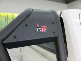 【GRスポーツバー】人気純正オプションのGRスポーツバーを装備!通常仕様とは一味違う外観になっています☆