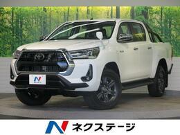 トヨタ ハイラックス 2.4 Z ディーゼルターボ 4WD 未使用車 現行型 LEDヘッド クルコン