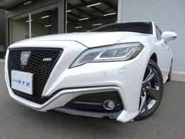 トヨタ クラウン ハイブリッド 2.5 RS アドバンス インテリジェントパーキングアシスト付き