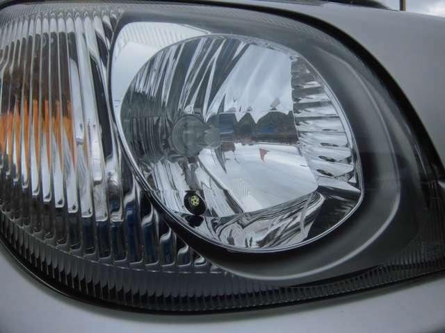 LEDヘッドライトバルブに交換しました!もちろん車幅灯もLED仕様です!