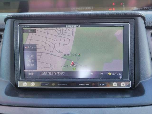 バックモニター付ナビ!フルセグTV!Bluetooth!DVD!音楽録音!