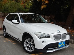 BMW X1 xドライブ 25i ハイラインパッケージ 黒革・シートヒーター・SR・フルセグTV